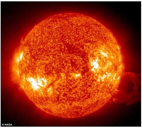 2020年から太陽活動が沈静化、ミニ氷河期到来か | ロケットニュース24