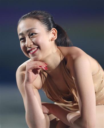 韓国スケート界が断言 「真央はキム・ヨナに絶対勝てない」の根拠 - ライブドアニュース