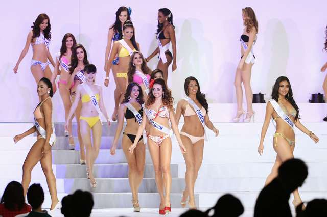 前年ミス吉松さん不在で世界大会 フィリピン代表に栄冠 - MSN産経フォト