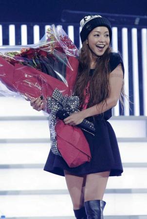 安室奈美恵 通算500回目ライブ達成「いつの間にかこんなたくさんの…」 - ライブドアニュース
