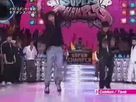 三浦大知×ISSA Dance - YouTube