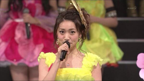 【速報】AKB48・大島優子、卒業を発表!
