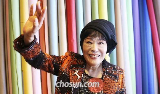 在日女優の李麗仙「保険の恩恵を受けるため日本国籍だが、心までは日本に渡していない。血とはそういうもの」