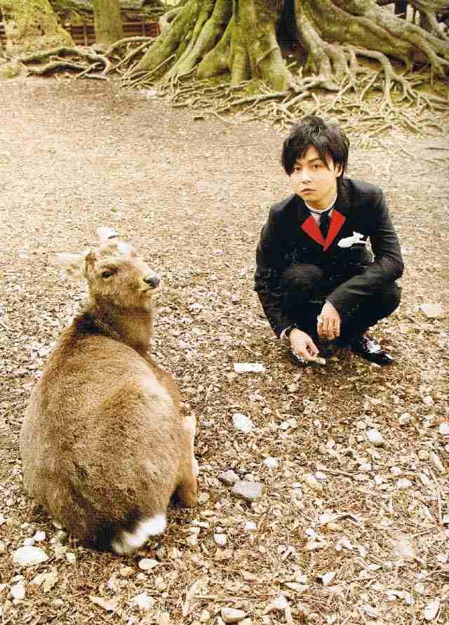堂本剛が『世界ふしぎ発見!』でナレーション初挑戦「奈良で育った自分は、ロマンを捉える感性が高いと思います」