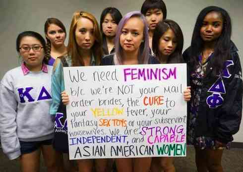 #NotYourAsianSidekick Unites Thousands To Discuss Asian-American Feminism And Stereotypes