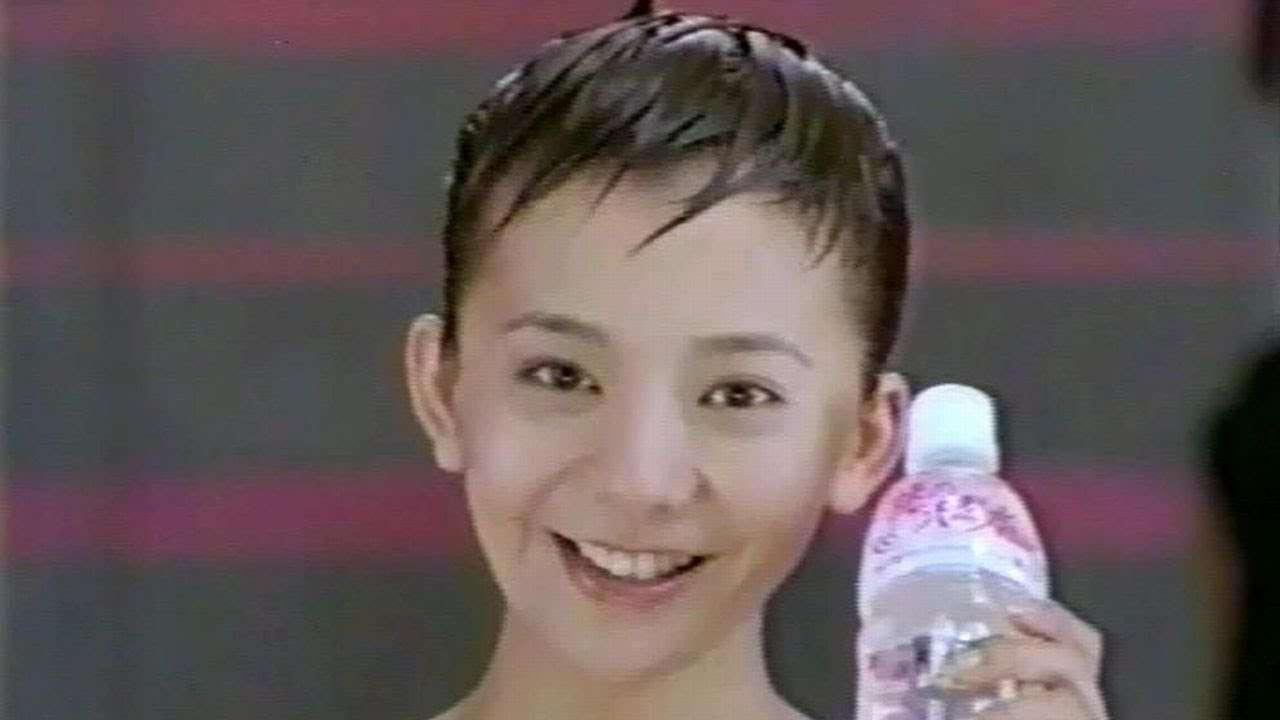 華原朋美    JT   桃の天然水 3月3日は桃の日篇 - YouTube