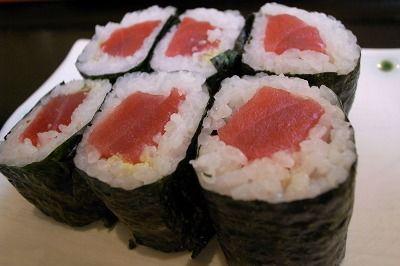 なぜマグロの巻き寿司を鉄火巻きと呼ぶのか? : ざつたま
