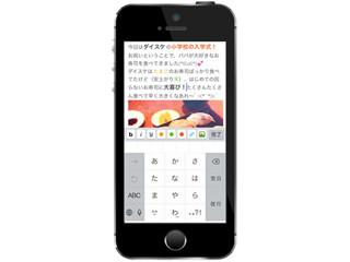 ミクシィ、iPhoneからmixi日記を投稿できる「mixi日記アプリ」を提供開始 - ライブドアニュース