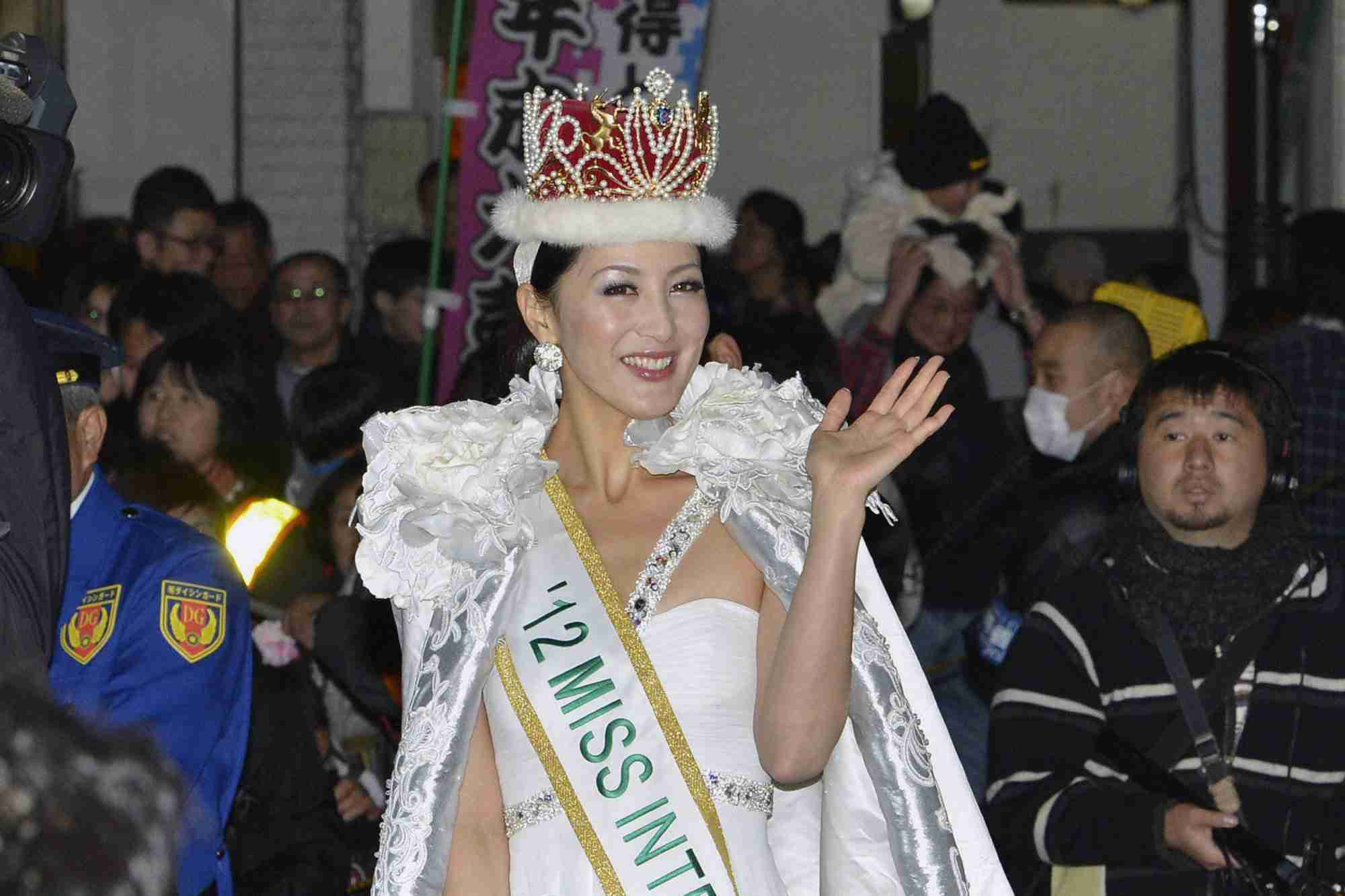 Japan's Miss International Takes on Mob-Backed Entertainment Complex - The Daily Beast