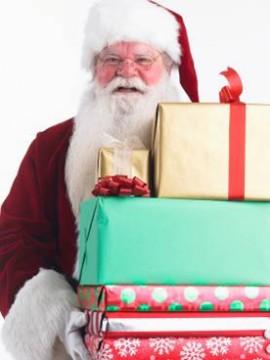 クリスマスプレゼント報告しましょう♪