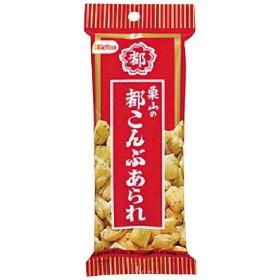 Amazon.co.jp: 栗山米菓 S都こんぶあられ 35g×10袋: 食品&飲料