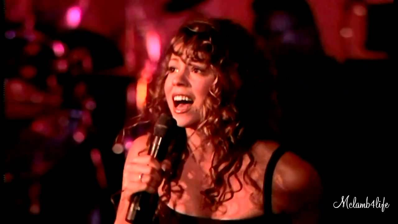 ᴴᴰ Mariah Carey - Emotions (Thanksgiving Concert 1993 Special) - YouTube