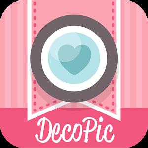 かわいい写真加工&文字入れはDECOPIC★無料カメラアプリ - Google Play の Android アプリ