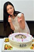 壇蜜 33歳を迎え「誕生日に服を着ていることがうれしい」  - 芸能社会 - SANSPO.COM(サンスポ)
