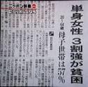 """話題急増中!""""貧困女子""""が増えている""""お金がない"""" - NAVER まとめ"""