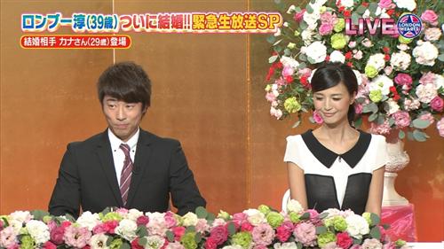 田村淳の妻・香那さん、ストレスで爆発寸前?女芸能人ら新婚家庭に入り浸り