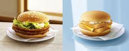 マックの人気バーガーが「ダブル」に てりやき、フィレオフィッシュの倍返し?: 東京バーゲンマニア