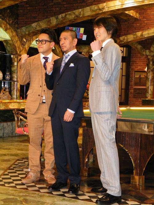 「すべらない話」全国ツアーへ、松本人志「テレビで言えない話も」。   Narinari.com
