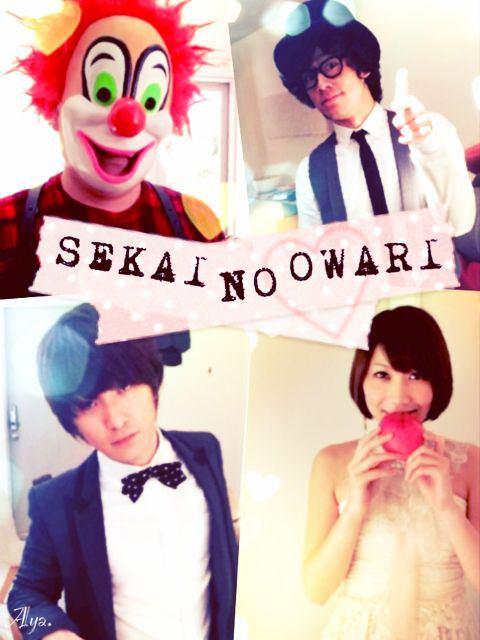 SEKAI NO OWARIのチケットの売り方がえげつない件
