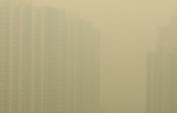 上海の大気汚染ヤバすぎ!直ちに影響ありそうな中国の大気汚染が世紀末レベル