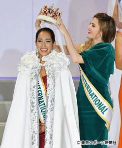 「2013ミス・インターナショナル世界大会」前年ミス吉松さん欠席のドロドロ | 東スポWeb – 東京スポーツ新聞社