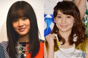 前田敦子、大島優子のAKB48卒業にコメント - モデルプレス
