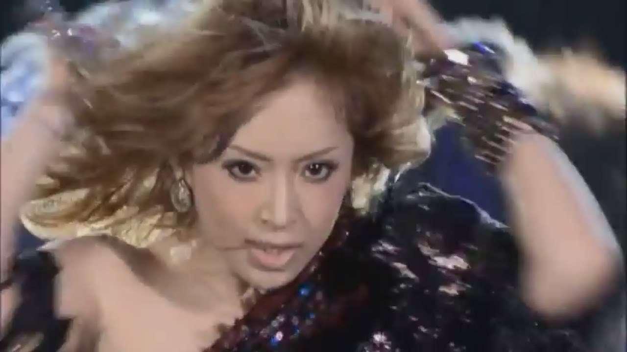 浜崎 あゆみ - ライブ  Microphone - YouTube
