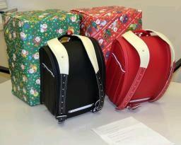 「伊達直人」がランドセル寄付 札幌市の児童相談所に4個 - 西日本新聞