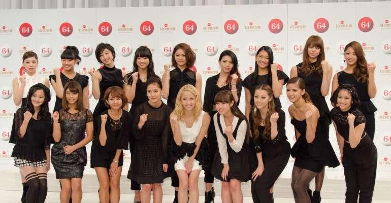 E-girlsの制服姿がそこらの女子高生以下だと話題