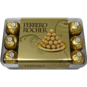 Amazon.co.jp: フェレロ ロシェ T-30 チョコレート 30粒: 食品&飲料