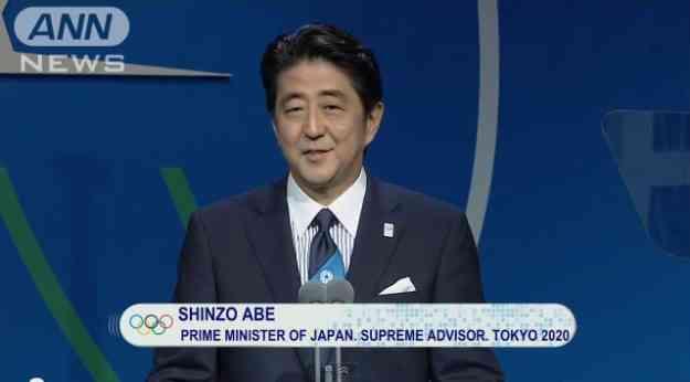 安倍晋三総理、フル装備で福島原発を視察し非難殺到