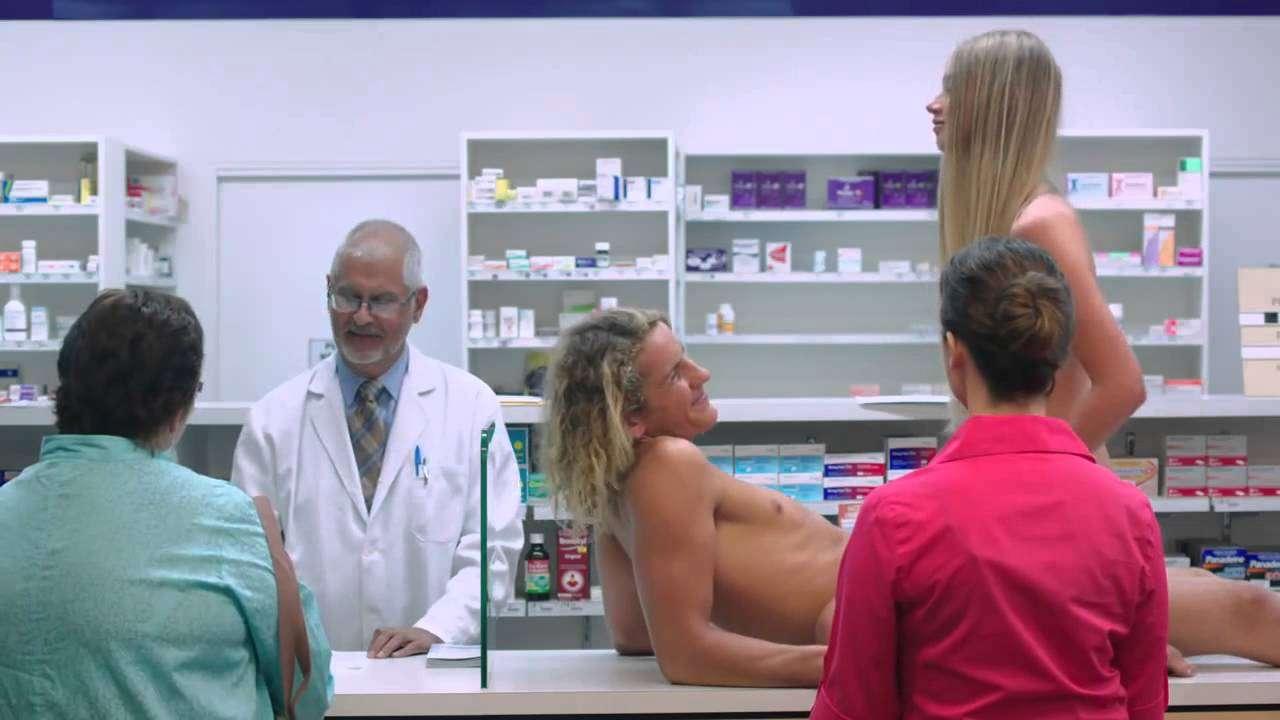 Kooky Australian Condom Ad 'Banned From TV' -- For Good Reason! - YouTube