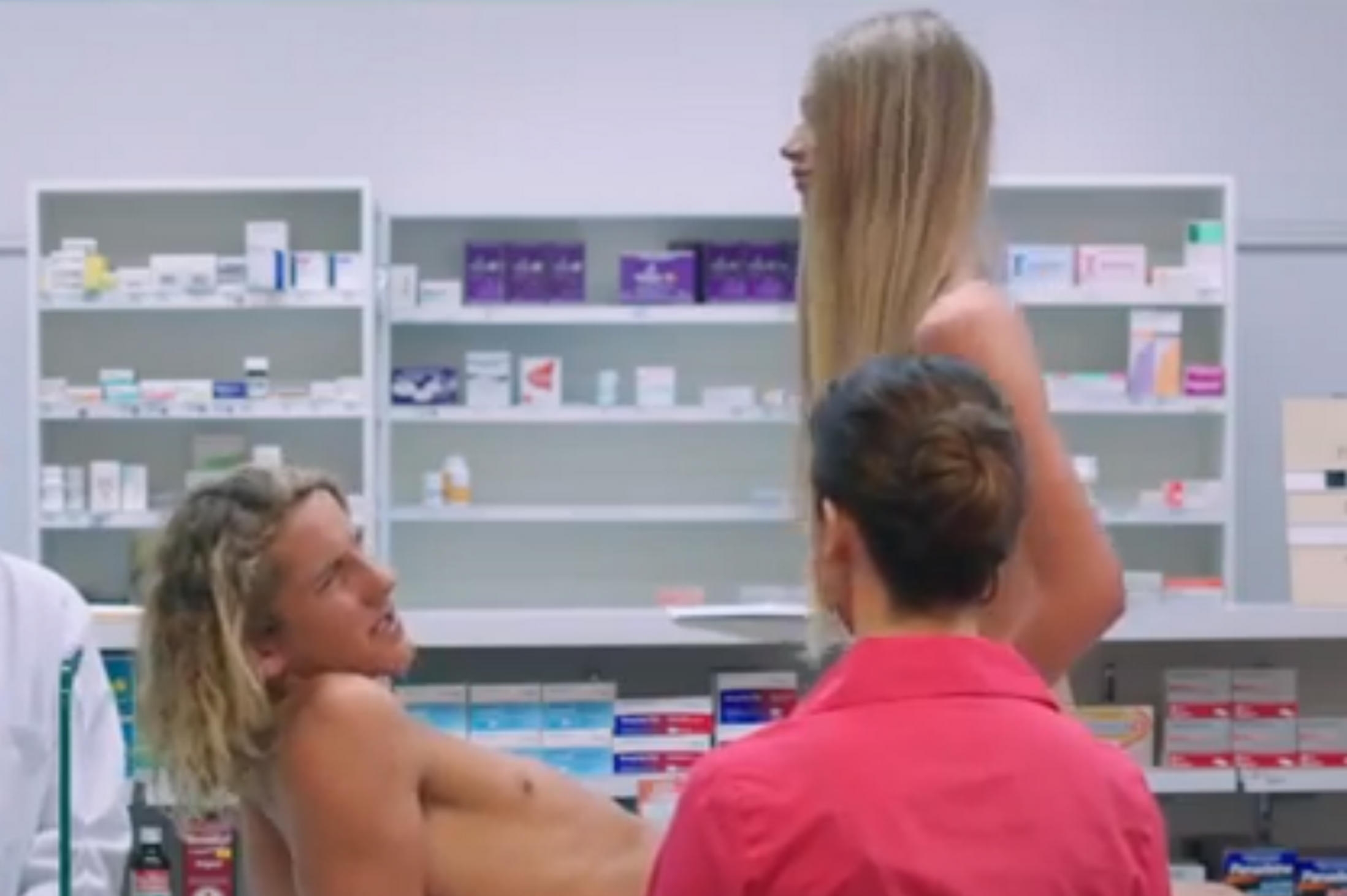 Kooky Australian Condom Ad too sexy video: Australian condom advert that was banned for being TOO SEXY - Mirror Online