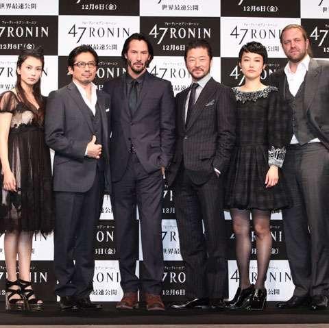 映画『47RONIN』、北米映画興行収入も振るわず…初登場9位