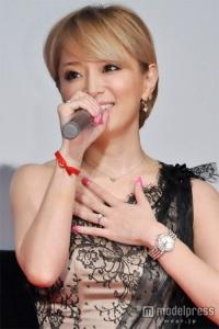 浜崎あゆみ、LAでの私生活とは?「東京じゃできないことをしている」 - モデルプレス