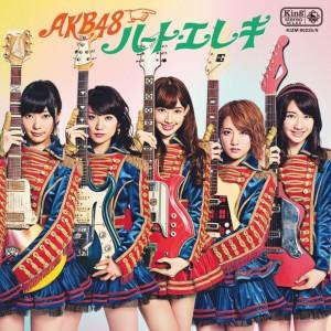 AKB48、新曲で史上初の14作連続ミリオン達成!B'zの記録を17年ぶり更新