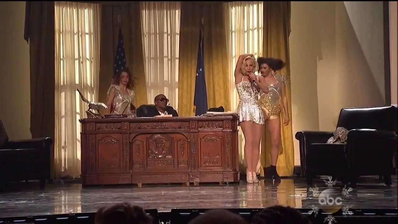 Lady Gaga & R Kelly - Do What U Want live American Music Awards 2013 AMA - YouTube