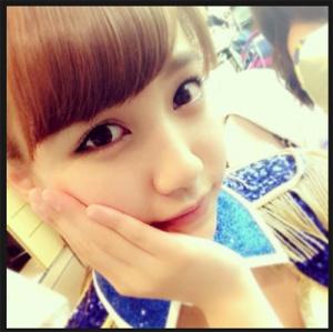 「トリンドル玲奈似」の声殺到、AKB48メンバーがMステ出演で話題沸騰 - モデルプレス