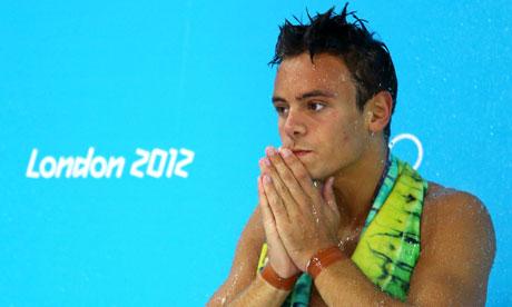 「飛び込み王子」ことロンドン五輪銅メダルのトム・デイリー、男性との交際を明かす