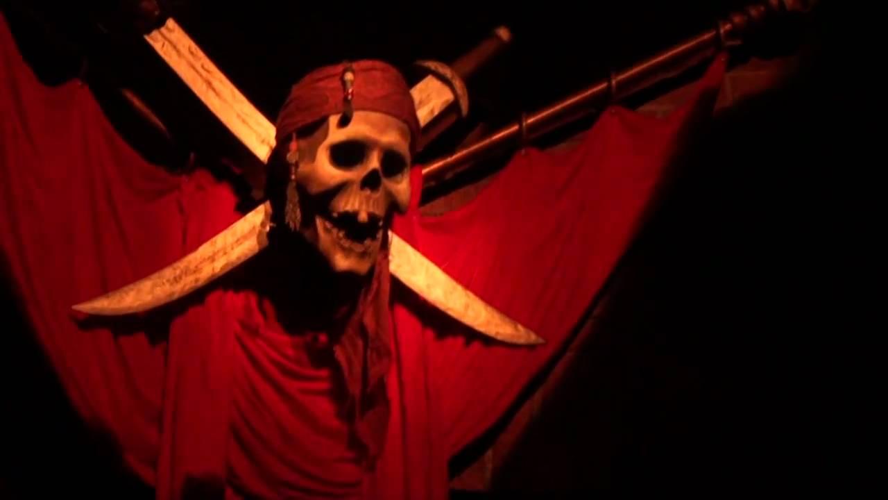 カリブの海賊 Pirates of the Caribbean 東京ディズニーランド - YouTube
