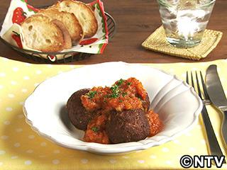 フィッシュボール トマトカレーソースのレシピ|キユーピー3分クッキング