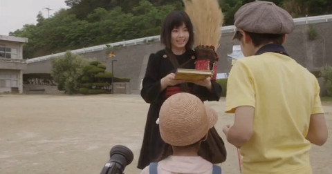 「魔女の宅急便」実写版の最新予告動画が公開に!主題歌は倉木麻衣