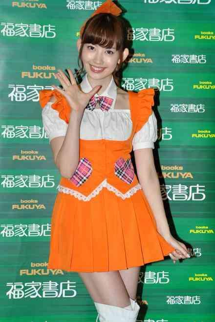 AKB48・小嶋陽菜、ミニスカ姿で登場「可愛いパンチラならやりたいなと思った」