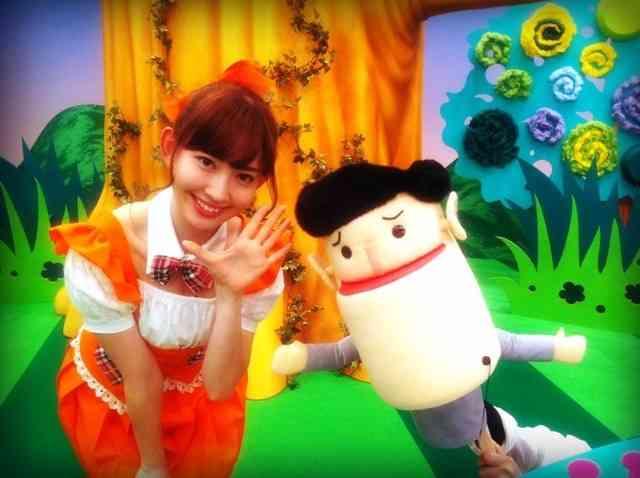 AKB48小嶋陽菜、番組でパンチラをカットされ激怒「げきおこぷんぷんまる!」