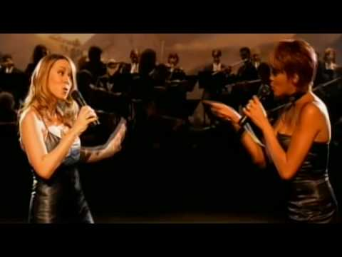Mariah Carey ft Whitney Houston  When You Believe HD - YouTube
