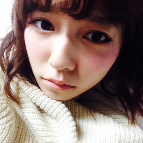 このAKB48島崎遥香、修正しすぎだろww