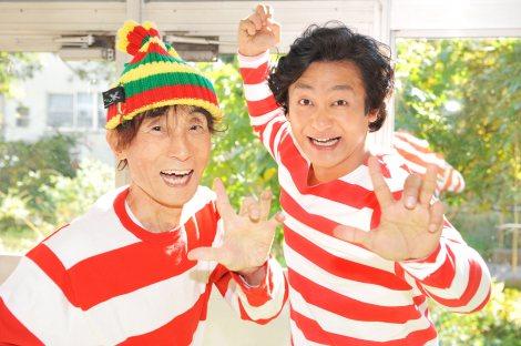 片岡愛之助、オネエの次は楳図かずお役!77歳映画監督のデビュー作に主演!