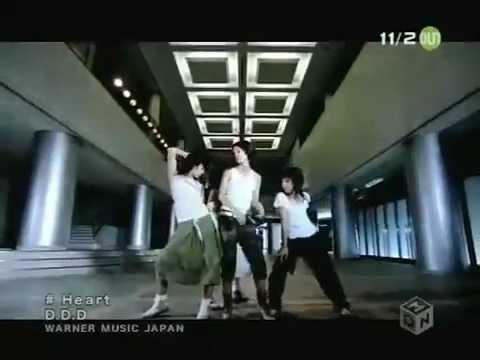Heart-D.D.D - YouTube