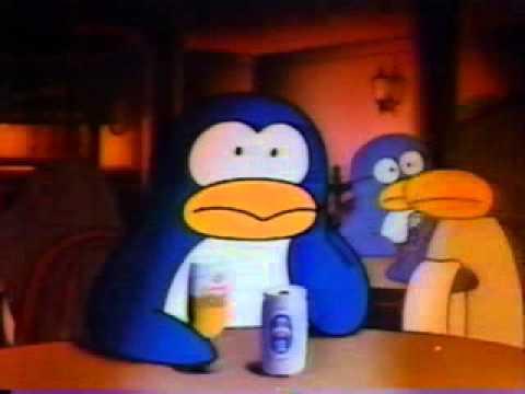 サントリー CM 缶ビール(ペンギンアニメ 歌・松田聖子) - YouTube