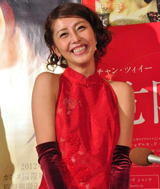 熊切あさ美、年内ゴールインは「ないです!」ときっぱり否定 : 映画ニュース - 映画.com